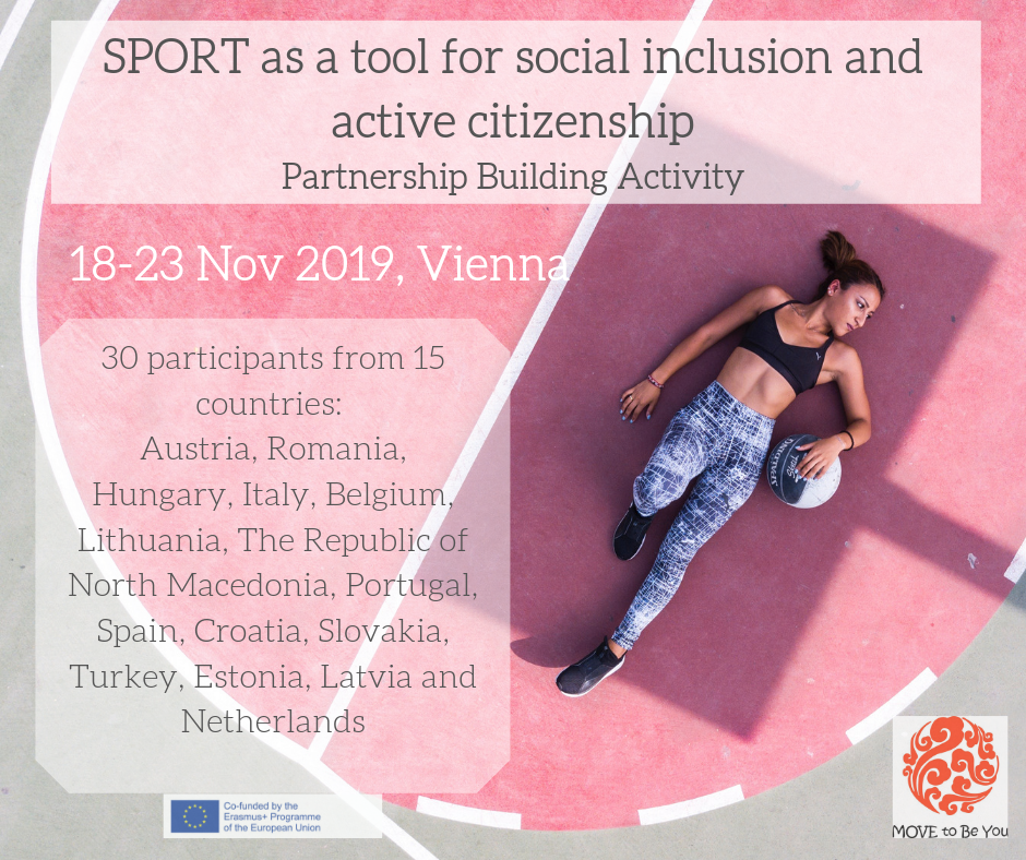 SPORT as a toll for social inclusion and active citizenship