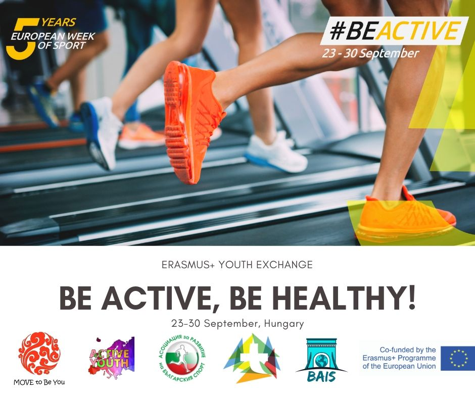 BeActive, Be Healthy