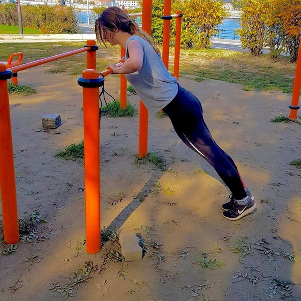 Jordan S. - Finding your fitness motivation